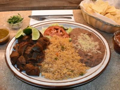 Carnitas - El Rosal Mexican Restaurant in Patterson CA