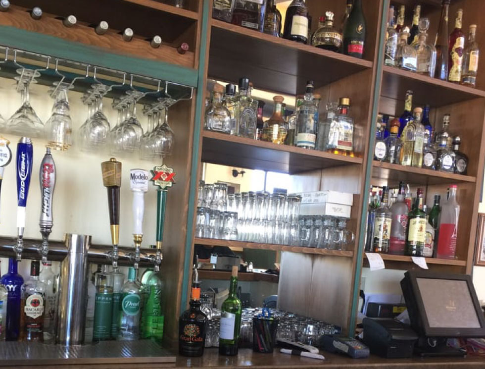 El Rosal's Full Cocktail Bar in Patterson CA
