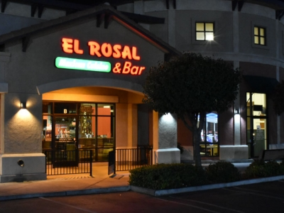 El Rosal Restaurant & Bar in Patterson, Ca