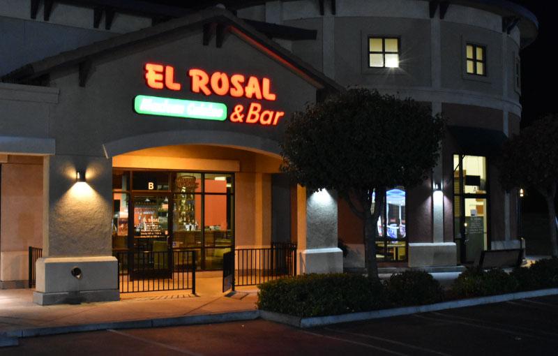 El Rosal Restaurant & Bar in Patterson, Ca
